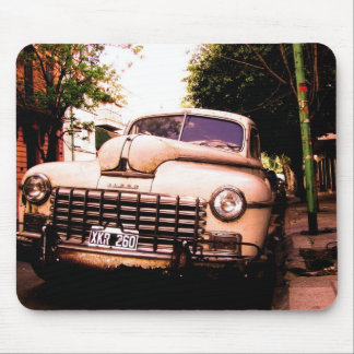 Old Dodge Mouse Pad