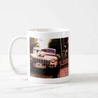 Old Dodge mug