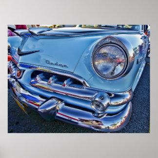 Old Dodge Poster