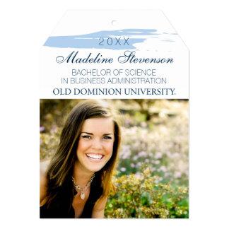 Old Dominion Graduation Announcement
