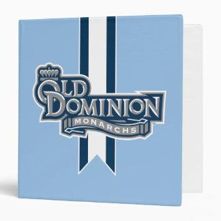 Old Dominion Monarchs 3 Ring Binder