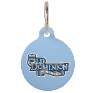 Old Dominion Monarchs Pet ID Tags