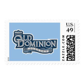 Old Dominion Monarchs Postage Stamp