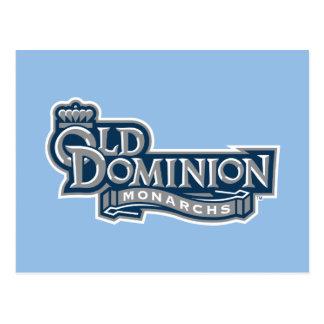 Old Dominion Monarchs Postcard