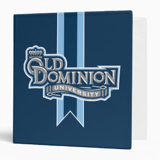 Old Dominion University 3 Ring Binder