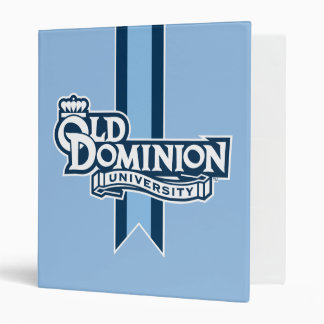 Old Dominion University Binder