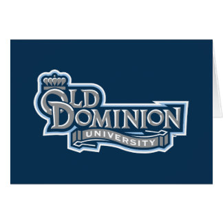 Old Dominion University Card