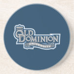 Old Dominion University Drink Coaster