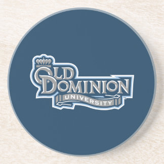 Old Dominion University Drink Coaster