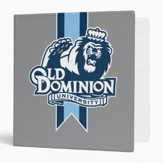 Old Dominion University Logo Binder