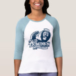 Old Dominion University Logo - Blue Shirt