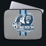 "Old Dominion University Logo Computer Sleeve<br><div class=""desc"">Check out these official Old Dominion University products on Zazzle.com! All of these products are customizable with your name, class year, club, or sport. They make the perfect gift for the ODU student, alumni, family, friend, or fan in your life. Support the Monarchs and show off your ODU pride by...</div>"