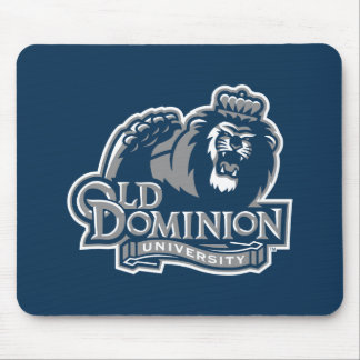 Old Dominion University Logo Mouse Pad