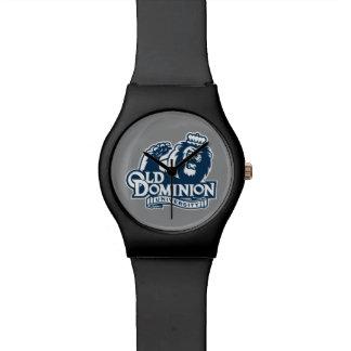 Old Dominion University Logo Watch