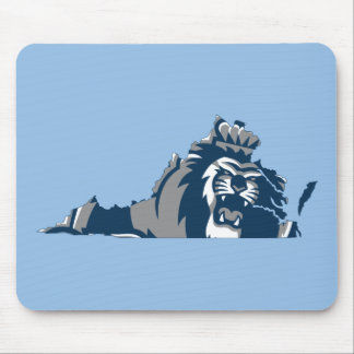 Old Dominion University Mascot Mouse Pad