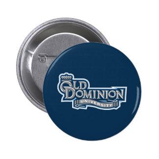 Old Dominion University Pinback Button