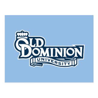 Old Dominion University Postcard