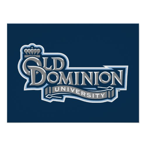 Old Dominion University Poster