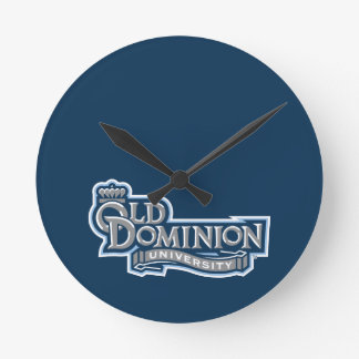 Old Dominion University Round Clock