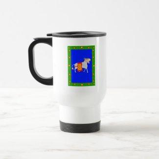 Old Donkey Mule mug