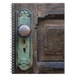 Old Door Notebooks