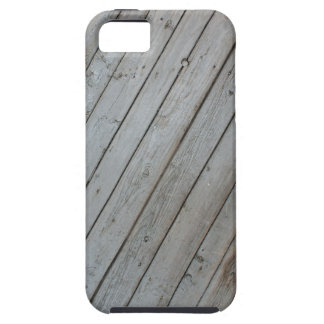 Old door of the wooden planks iPhone 5 case
