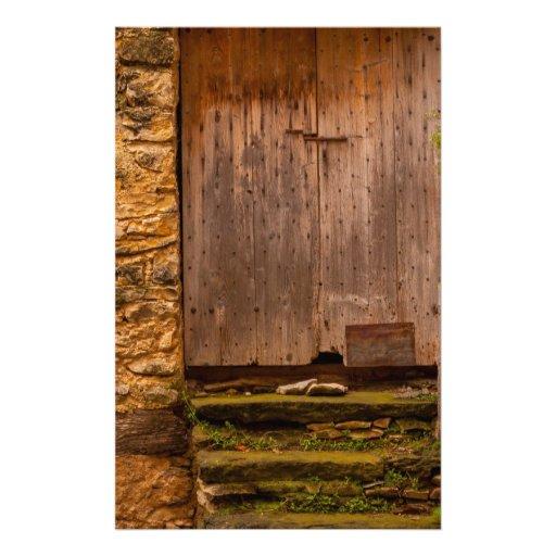 old door  papeleria