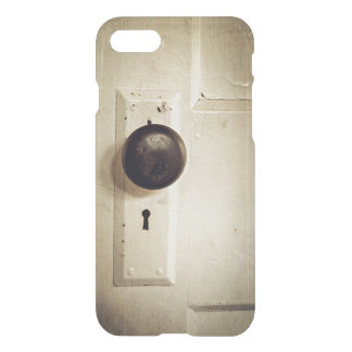 Old Door with Knob iPhone 8/7 Case