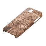 Old Dry Yellow Brown Fern - Foliage Photography iPhone 5 Cover