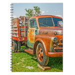 Old Dually - Truck - Rusty Notebooks