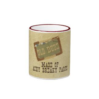Old Dude Coffee Mug