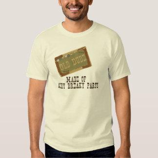 Old Dude Shirt