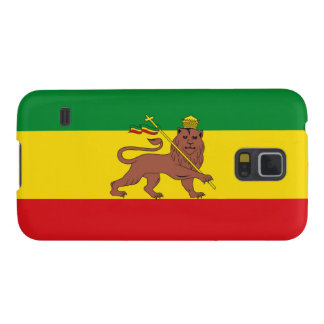 Old Ehtiopian flag Galaxy S5 Cover