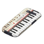 Old Electric Keyboard Galaxy SIII Case