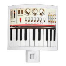 Old Electric Keyboard Night Lite