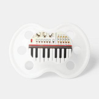 Old Electric Keyboard Pacifiers