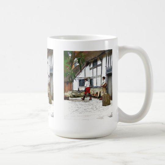 OLD ENGLAND COFFEE MUG