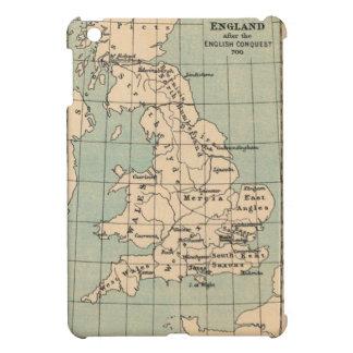 Old England Map iPad Mini Covers