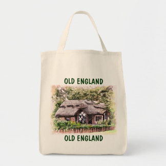 OLD ENGLAND TOTE BAG