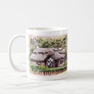 OLD ENGLAND UK mug