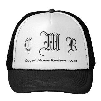 Old English Abbrev Trucker Hat