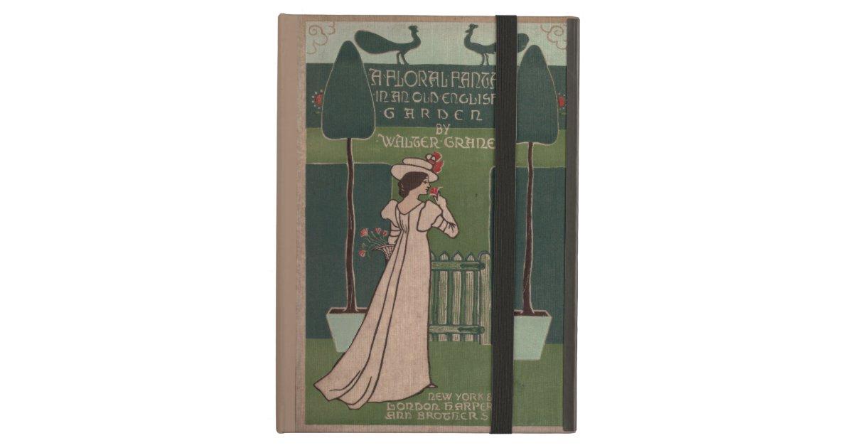 Old English Book Cover : Old english book cover for ipad air zazzle