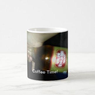 Old English Coffee Cup