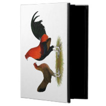 Old English Game Bantams:  BB Red Pair Cover For iPad Air