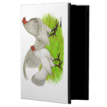 Old English Game Self Blue iPad Air Cover