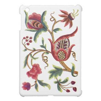Old English Jacobean Embroidery iPad Mini Cases