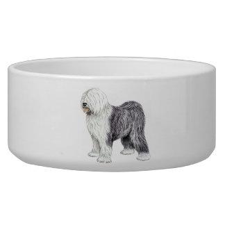 Old English Sheep Dog Bowl