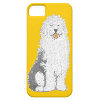 Old English Sheep Dog iPhone Cases