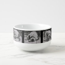Old English Sheep Dog Soup Mug