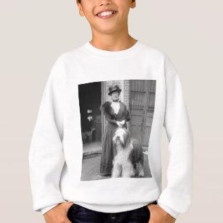 Old English Sheepdog, 1915 Sweatshirt